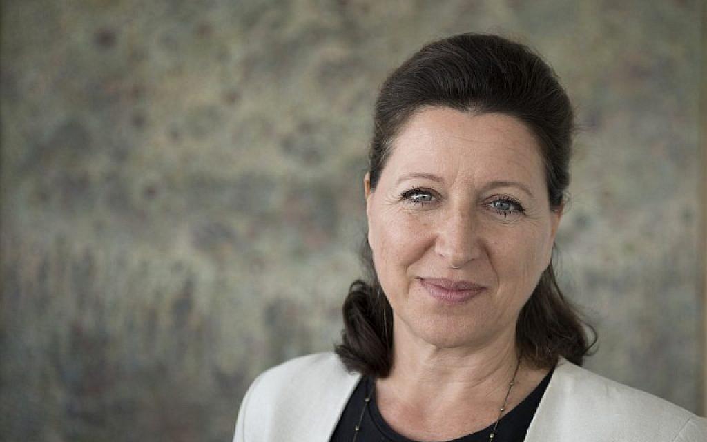 La femme politique Agnès Buzyn, miinistre de la Santé