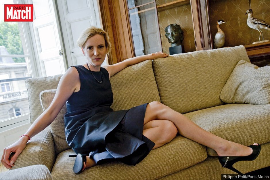 La femme politique NKM