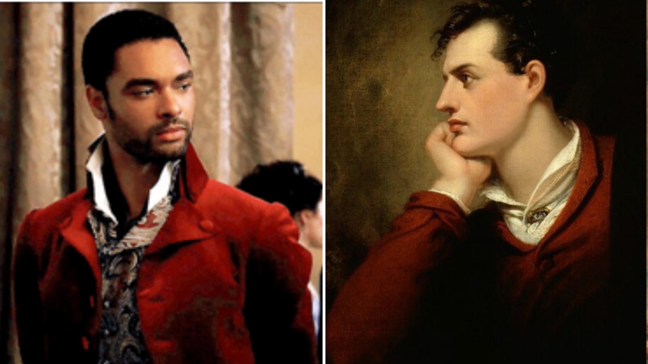 Simon Basset, sosie de Lord Byron