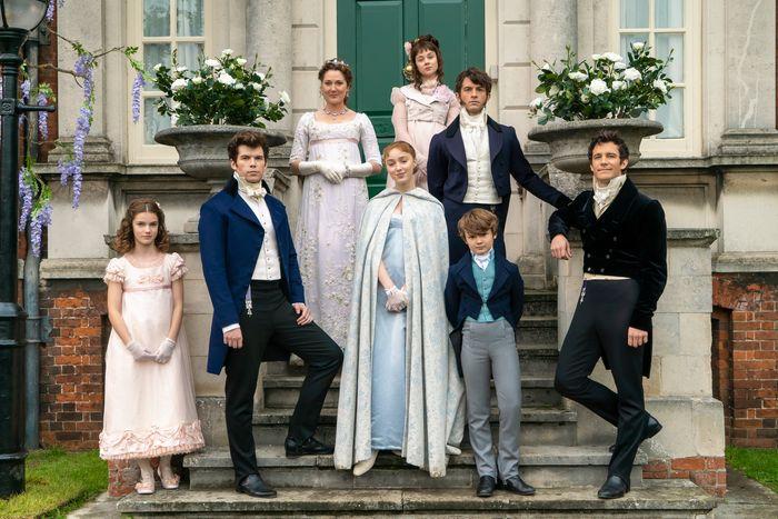 La famille Bridgerton