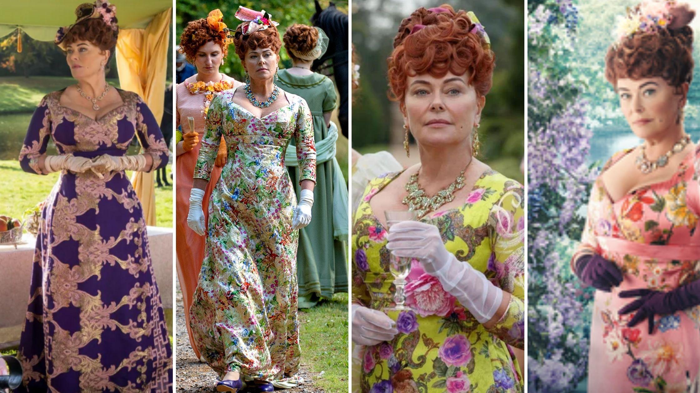 Les robes empire de Portia Featherington