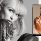 cover Paris Hilton Lanvin